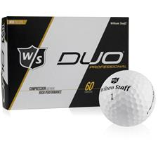 Wilson Staff DUO Professional Novelty Golf Balls