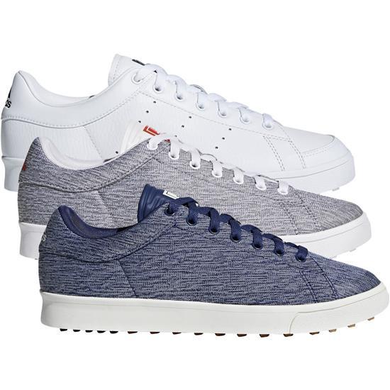 7b4a71b63e81d0 Adidas Men s Adicross Classic Golf Shoes Golfballs.com