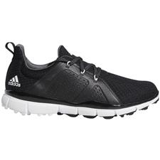 Adidas Core Black-Cloud White-Grey Climacool Cage Golf Shoes for Women