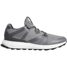 Adidas Grey-Grey-Core Black Crossknit 3.0 Golf Shoes