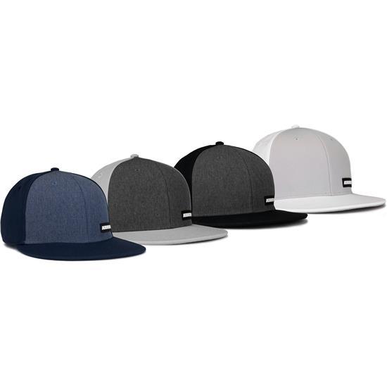 5b1287b1 Adidas Men's Heathered Flat-Bill Hat Golfballs.com