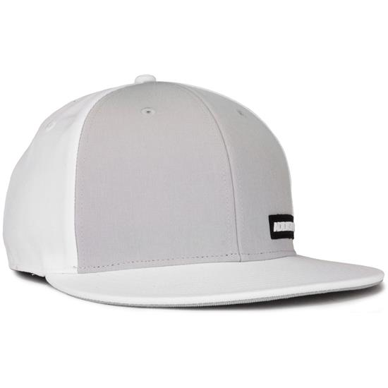 Adidas Men's Heathered Flat-Bill Hat