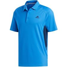 Adidas True Blue-Collegiate Navy Ultimate365 ClimaCool Solid Polo