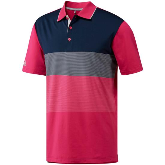 Adidas Men's Ultimate365 ColorBlock Polo