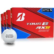 Bridgestone Tour B RXS Golf Balls - Buy 3 DZ Get 1 DZ Free