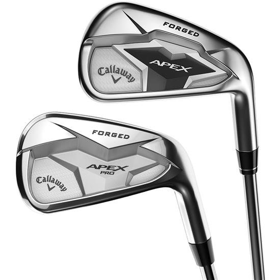 Callaway Golf Apex / Apex Pro 19 Steel Combo Set