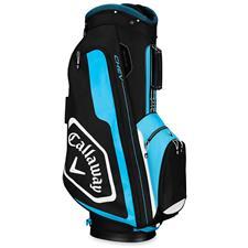 Callaway Golf Chev Cart Bag for Women - Black-Blue-White