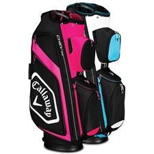 Callaway Golf Personalized Chev Org Cart Bag for Women