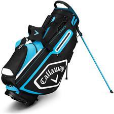Callaway Golf Chev Stand Bag for Women - Black-Blue-White