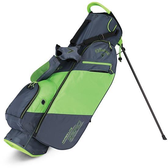 Callaway Golf Epic Flash Hyper Lite Zero Single Strap Stand Bag