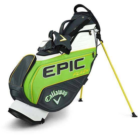 Callaway Golf Epic Flash Staff Double Strap Stand Bag