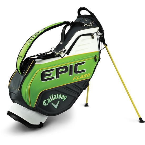 Callaway Golf Epic Flash Staff Single Strap Stand Bag
