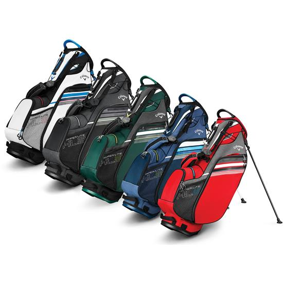 Callaway Golf Hyper-Lite Single Strap Stand Bag
