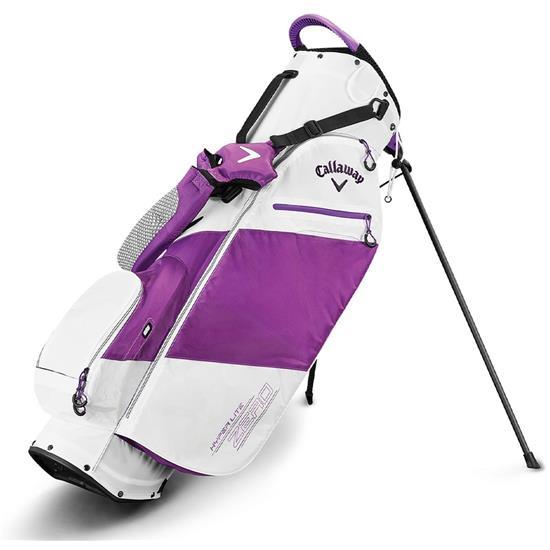 Callaway Golf Hyper-Lite Zero Double Strap Stand Bag for Women