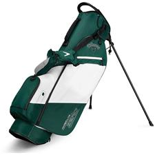 Callaway Golf Hyper-Lite Zero Double Strap Stand Bag - Green-White