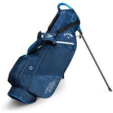 Callaway Golf Hyper-Lite Zero Double Strap Stand Bag - Navy Camo