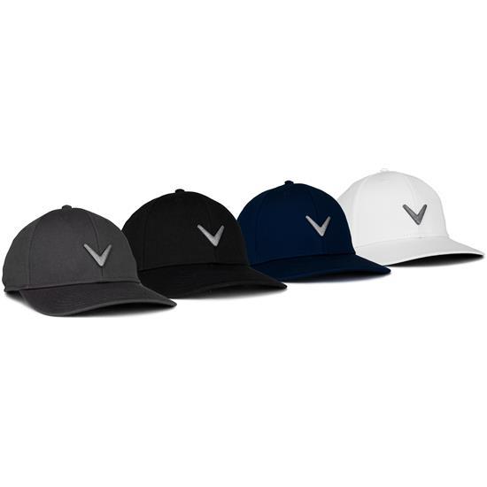 Callaway Golf Men's Metal Icon Hat