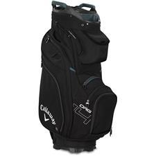 Callaway Golf ORG 14 Cart Bag - Black-Titanium-White