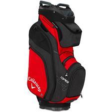 Callaway Golf ORG 14 Cart Bag - Red-Black-Titanium