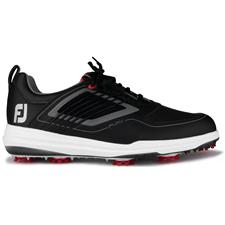 FootJoy Black FJ Fury Golf Shoes