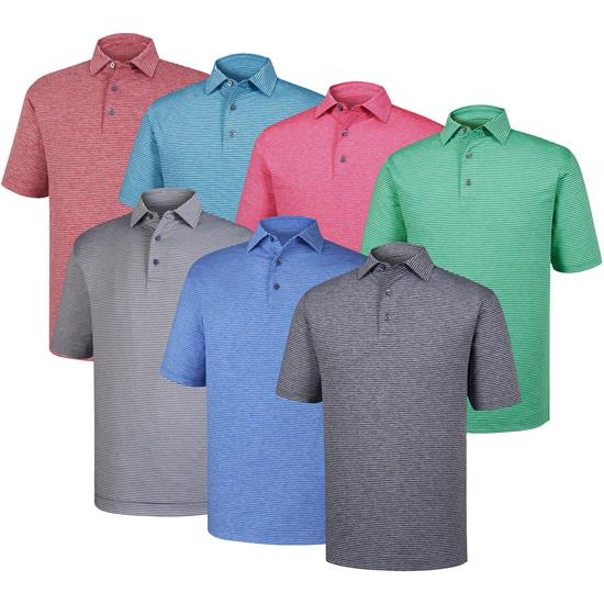 9db95424 ProDry Performance golf shirts from FJ are the ultimate hightech