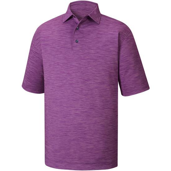 FootJoy Men's ProDry Performance Lisle Space Dyed Shirt