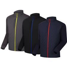 FootJoy Custom Logo Quilted Fleece Jacket