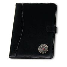Logo Golf Leatherette Executive Padfolio