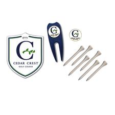 Logo Golf Quick Pack
