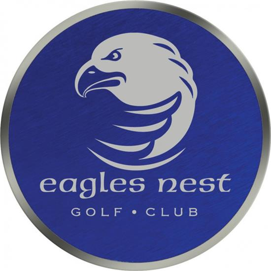 Logo Golf Quick X Ball Marker