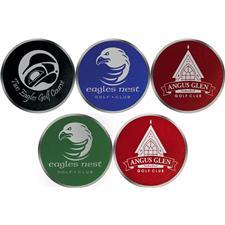 Logo Golf Custom Logo Quick X Ball Marker