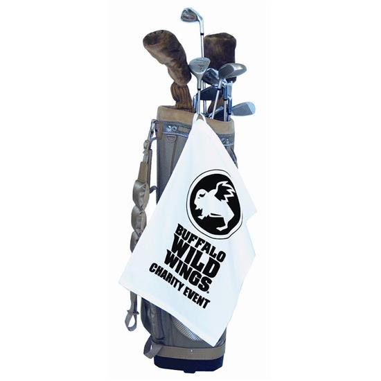 Logo Versa-Loop Midweight Golf Towel
