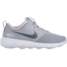 83b2efe87112 Nike Wolf Grey-Cool Grey-White-Pink Foam Roshe G Golf Shoes for