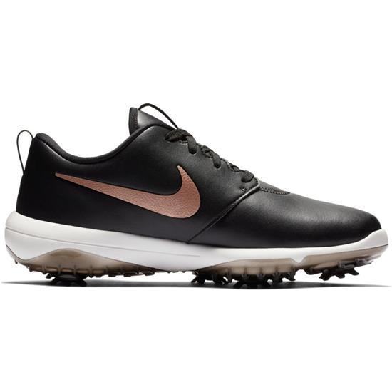 03d717b578b1 Nike Roshe G Tour Golf Shoe for Women - Black-Metallic Red Bronze ...