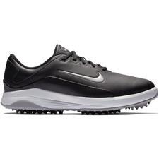 Nike Black-Metallic Cool Grey-White-Pure Platinum Vapor Golf Shoes