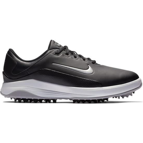 382adfadaac Nike Men s Vapor Golf Shoes - Black-Metallic Cool Grey-White-Pure ...