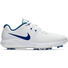 Nike White-Indigo Force Vapor Pro Golf Shoes