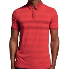 Nike Men's Zonal Cooling Stripe Polo