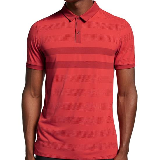 Nike Men's Zonal Cooling Stripe Polo