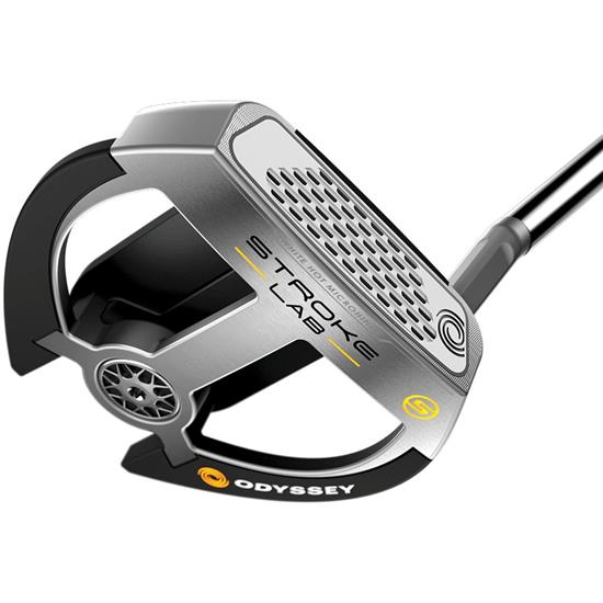 Odyssey Golf Stroke Lab 2-Ball Fang S Putter
