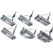 Scotty Cameron Left Select Putters