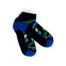Sock Club Men's Custom Athletic Ankle Socks