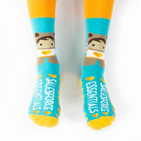Sock Club Men's Custom Cotton Crew Socks