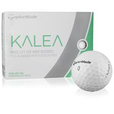 Taylor Made Custom Logo Kalea Golf Balls for Women