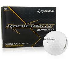 Taylor Made Rocketballz Speed Photo Golf Balls