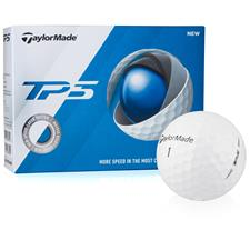 Taylor Made TP5 Officially Licensed Logo Golf Balls