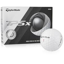 Taylor Made TP5x Novelty Golf Balls