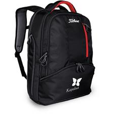 Titleist Essential Backpack - Black-Red-White
