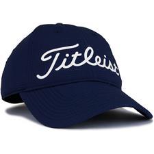Titleist Men's Featherweight Golf Hat - Navy-White