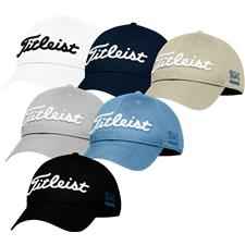 Titleist Custom Logo Lightweight Cotton Hat